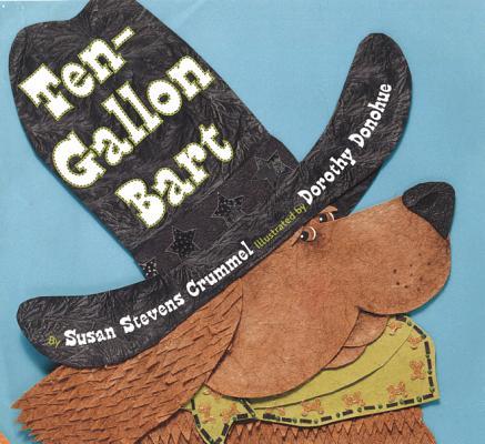 Ten-Gallon Bart Cover Image