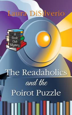 The Readaholics and the Poirot Puzzle (Book Club Mystery) Cover Image