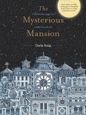 Cover for The Mysterious Mansion