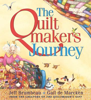 The Quiltmaker's Journey Cover