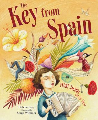 The Key from Spain: Flory Jagoda and Her Music Cover Image