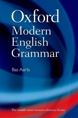 Oxford Modern English Grammar Cover Image