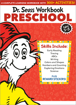 Cover for Dr. Seuss Workbook