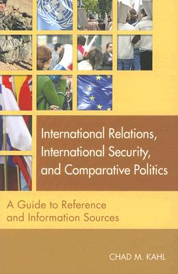Cover for International Relations, International Security, and Comparative Politics