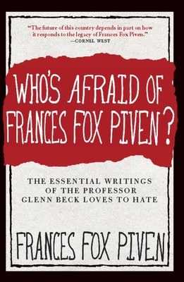 Who's Afraid of Frances Fox Piven? Cover