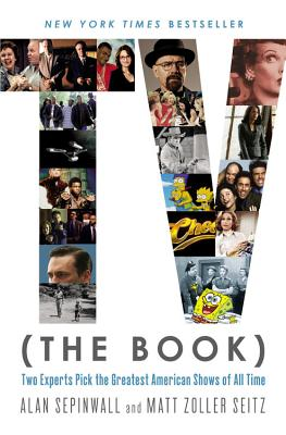 Tv (The Book) cover image