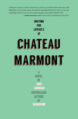 Waiting for Lipchitz at Chateau Marmont Cover Image