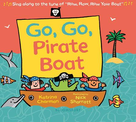 Go, Go, Pirate Boat Cover Image