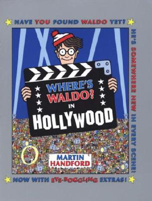 Where's Waldo? in Hollywood Cover