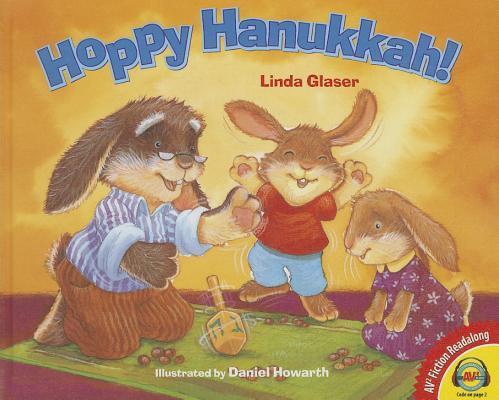 Hoppy Hanukkah! (AV2 Fiction Readalong #141) Cover Image