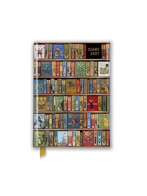 Bodleian Libraries - High Jinks Bookshelves Pocket Diary 2021 Cover Image
