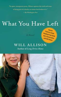What You Have Left Cover