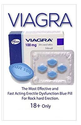 ViĂĜra: The Most Effective and Fast Acting Erectile Dysfuction Blue Pill For Rock Hard Erection Cover Image