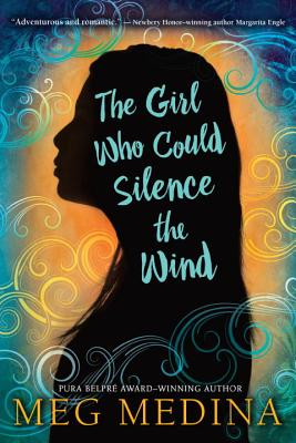 The Girl Who Could Silence the Wind Cover