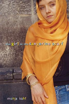 The Girl in the Tangerine Scarf Cover