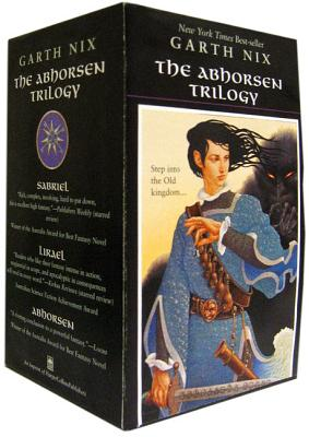 The Abhorsen Trilogy 3 Volume Boxed Set Cover