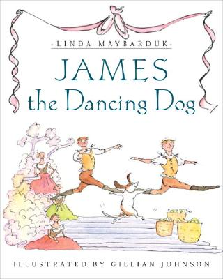 James the Dancing Dog Cover
