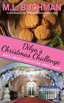 Cover for Dilya's Christmas Challenge