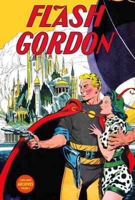 Flash Gordon Comic-Book Archives Volume 2 Cover