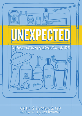 Unexpected: A Postpartum Survival Guide Cover Image