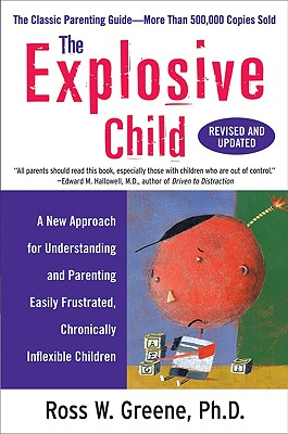 The Explosive Child Cover