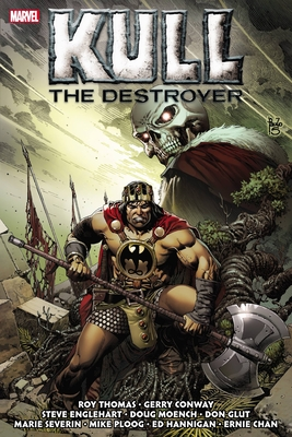Kull the Destroyer: The Original Marvel Years Omnibus Cover Image