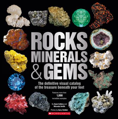 Rocks, Minerals & Gems Cover Image
