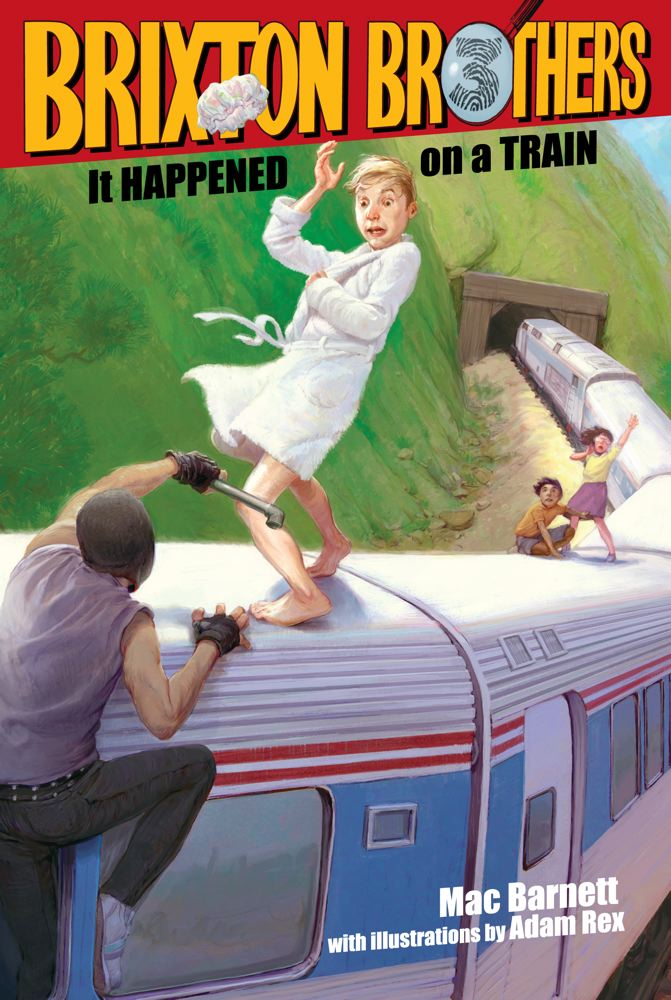 It Happened on a Train Cover