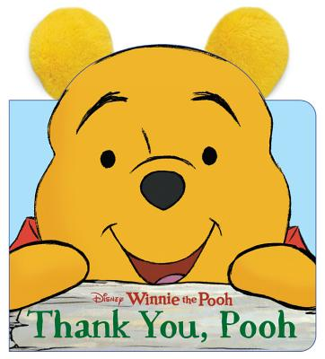 Thank You, Pooh (Ears Books) Cover Image