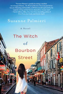 The Witch of Bourbon Street: A Novel Cover Image