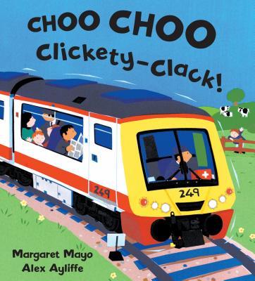 Choo Choo Clickety-Clack! Cover