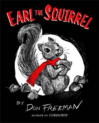 Earl the Squirrel Cover