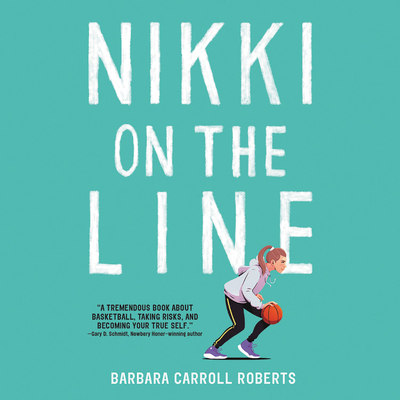 Nikki on the Line Lib/E Cover Image