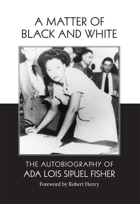 Cover for A Matter of Black and White