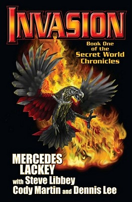 Invasion: Book One of the Secret World Chronicle Cover Image