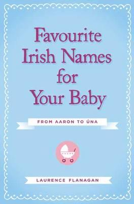 Favourite Irish Names for Your Baby Cover Image