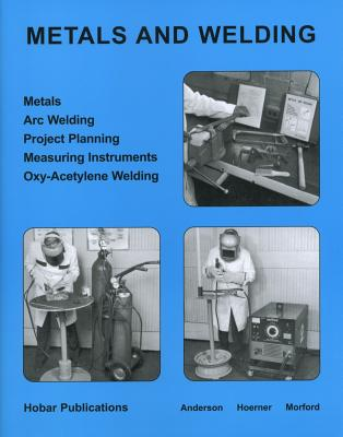 Metals and Welding Cover Image