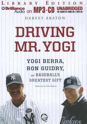 Driving Mr. Yogi Cover