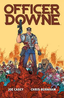 Cover for Officer Downe