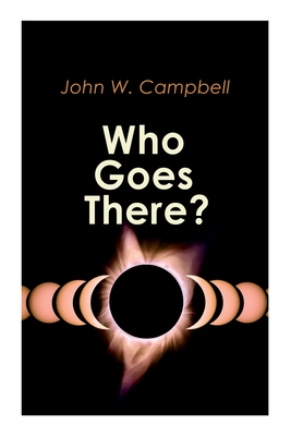 Who Goes There? Cover Image