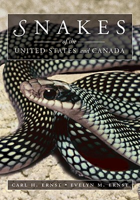 Snakes of the United States and Canada Cover