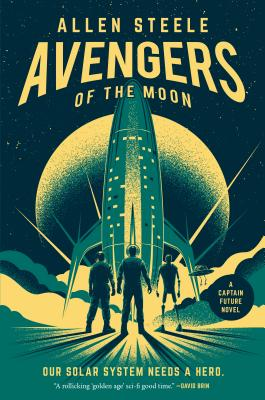 Cover for Avengers of the Moon