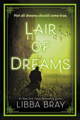 Lair of Dreams (Diviners #2) Cover Image