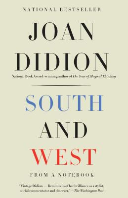 South and West: From a Notebook (Vintage International) Cover Image