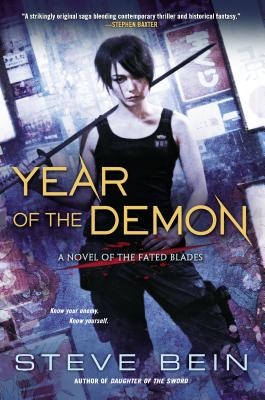 Year of the Demon Cover
