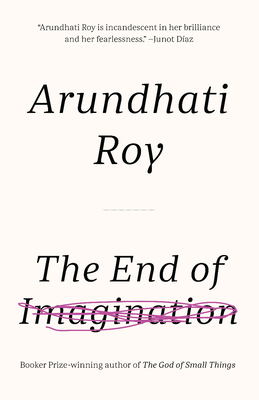 The End of Imagination Cover Image