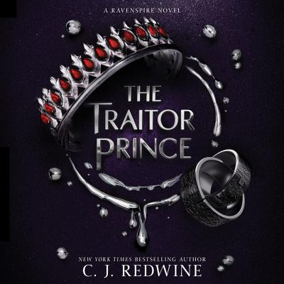 The Traitor Prince (Ravenspire #3) Cover Image