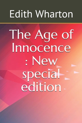 The Age of Innocence: New special edition Cover Image