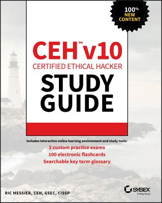 Ceh V10 Certified Ethical Hacker Study Guide Cover Image