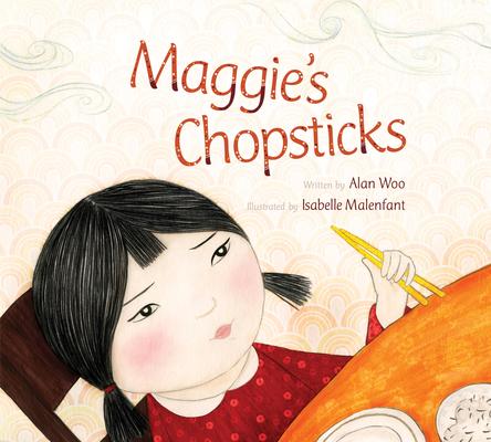 Maggie's Chopsticks Cover